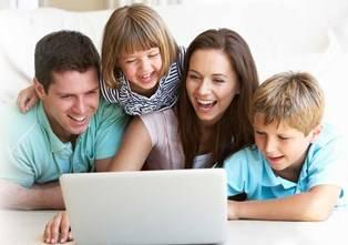 Famiglie ed internet