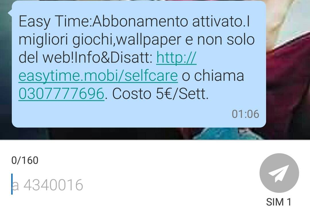 Easy Time In Abbonamento