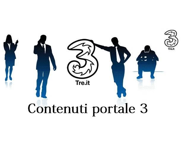 Pagine Portale Tre H3G