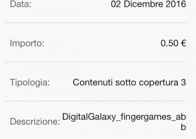 DigitalGalaxy e Wap Billing