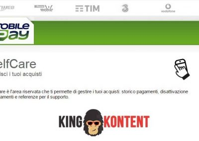 KingKontent di selcare.mobilepay.it