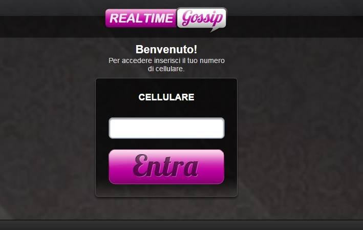 RealTimeGossip abbonamento