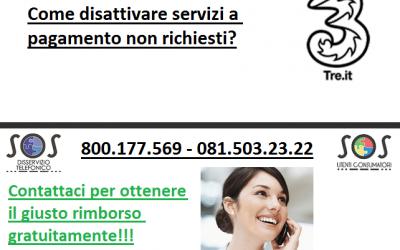 Disattivare servizi a pagamento 3