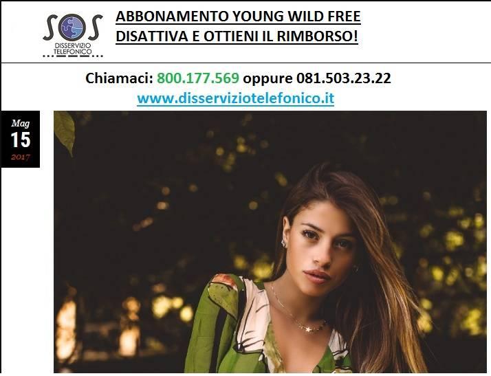 Young wild free abbonamento non richiesto