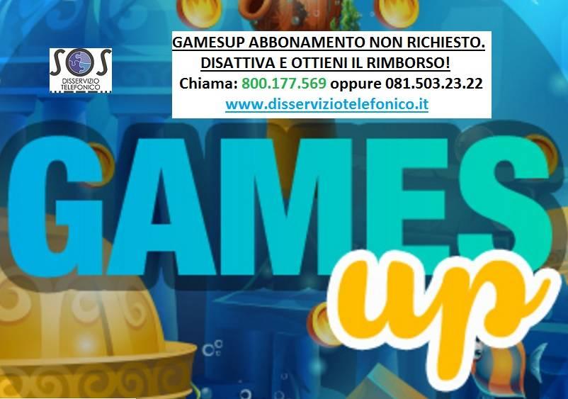 Gamesup.mobi abbonamento non richiesto