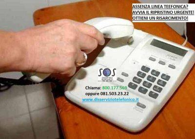 Ripristino linea telefonica