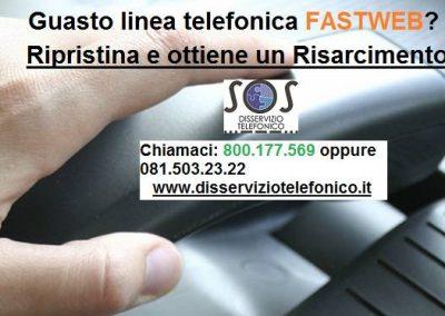 Guasto Fastweb, linea voce e ADSL non funzionante