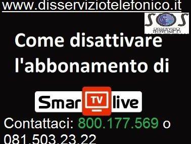 """""""SmartTVLive"""" abbonamento non richiesto"""