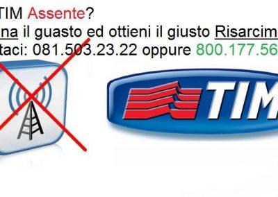 Guasto Linea TIM