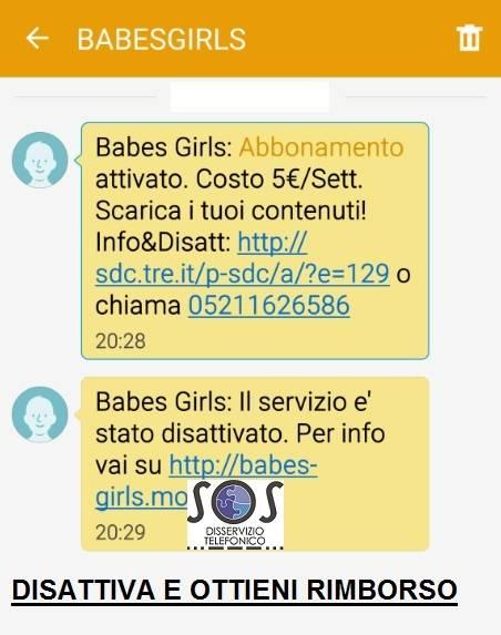 babes-girl abbonamento non richiesto