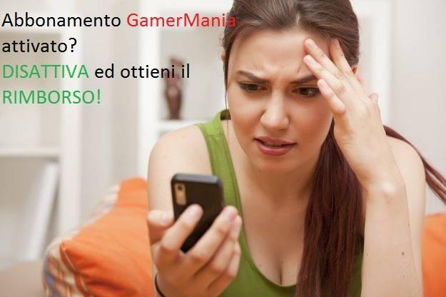 GamerMania servizio in abbonamento