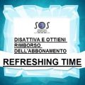 refreshing time disattivare