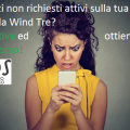 Abbonamenti Wind Tre mai richiesti