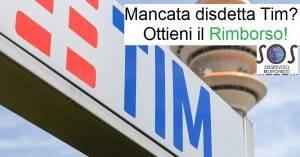 Mancata disdetta Tim