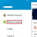 DETTAGLIO TRAFFICO TRE