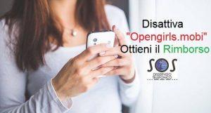 Opengirls.mobi, abbonamento non richiesto