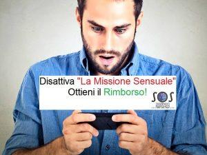 La missione sensuale, abbonamento non richiesto