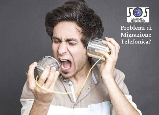 Migrazione Telefonica: problemi tra gli operatori
