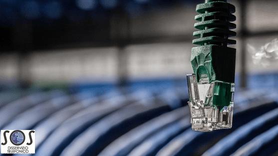 Problemi per l'attivazione della fibra ottica con Wind