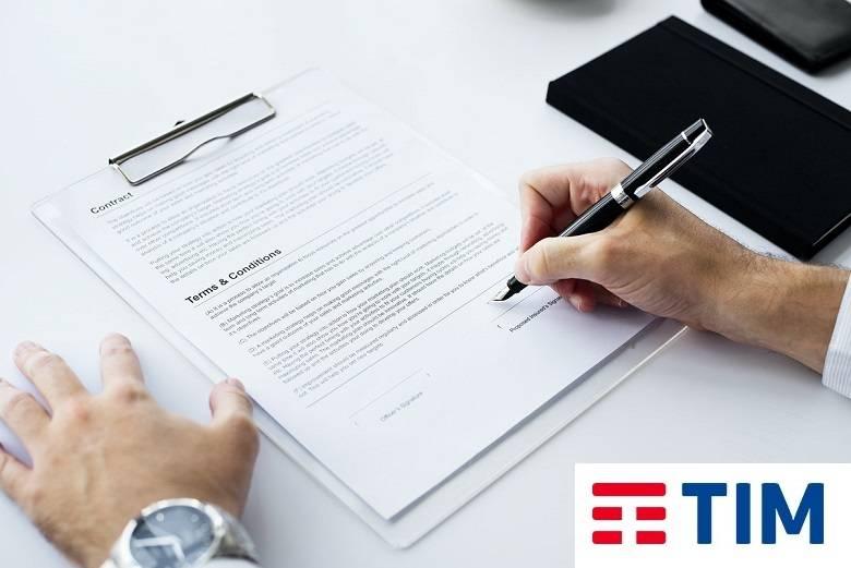 Modifiche contrattuali Tim:  Cosa sono e come fare il recesso senza pagare penali