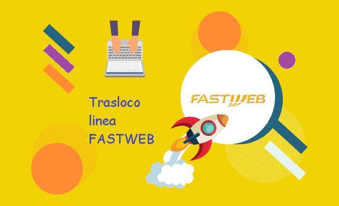 Trasloco della linea Fastweb