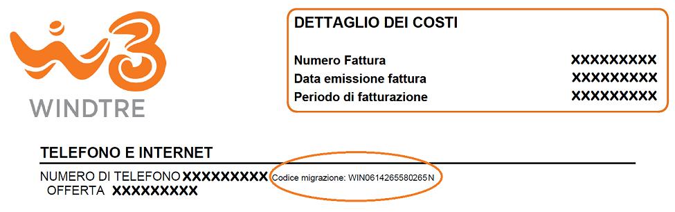 codice-migrazione-fattura-windtre