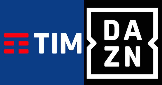 Tim Vision Dazn