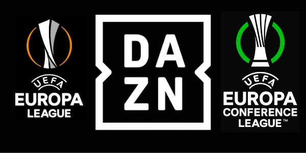 Dazn trasmette anche l'europa league